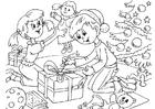 Coloriage Noël
