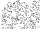 Coloriages Noël