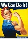 Image Nous pouvons e faire - Rosie the Riveter