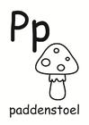 Coloriage p