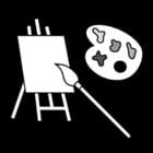 Coloriage peindre
