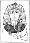 Coloriages pharaon