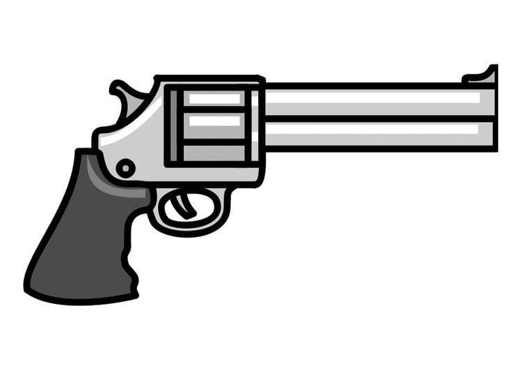 Coloriage pistolet img 29924 images - Pistolet a colorier ...