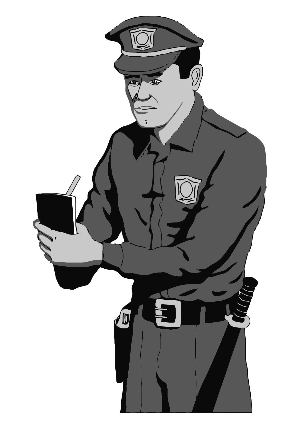 Coloriage police img 11884 - Coloriage police ...
