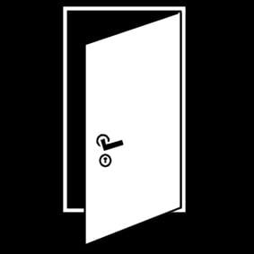 Coloriage porte ouverte img 13578 for Porte ouverte dessin