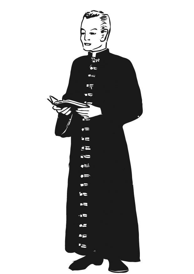 Coloriage pr tre img 13255 - Coloriage catholique ...