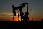 Photo puits de pétrole