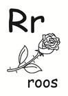 Coloriage r