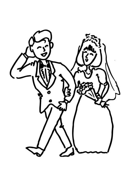 coloriage se marier coloriages gratuits 224 imprimer