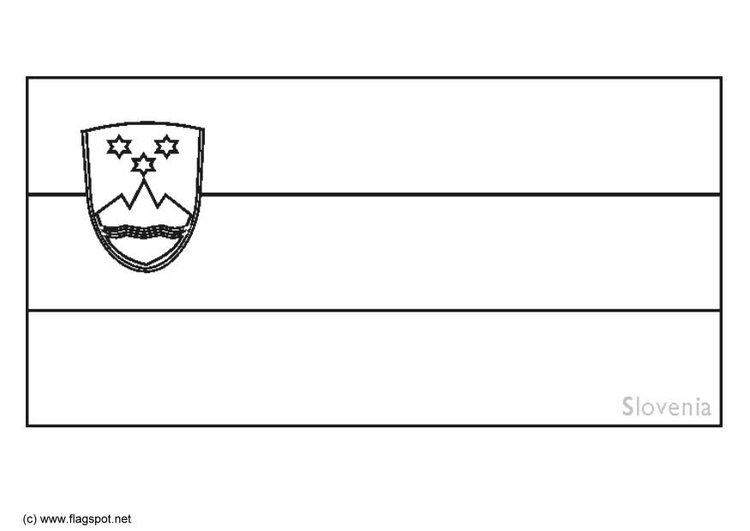 bandeira de coloring pages - photo#10