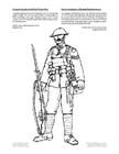 Coloriage soldat