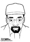 Coloriages Spike Lee