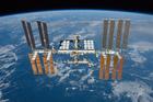 Photo station spatiale internationale