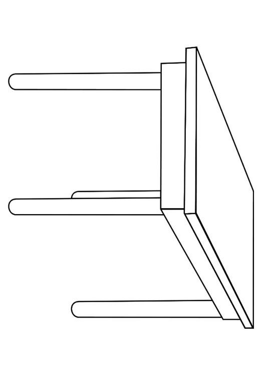 Coloriage table img 19258 - Coloriage table ...