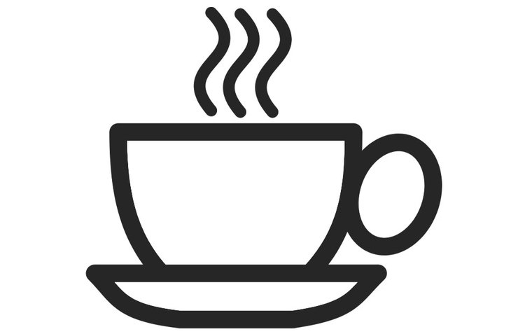 Coloriage tasse de caf img 22766 - Tasse de cafe dessin ...
