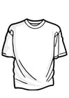 Coloriages tee-shirt