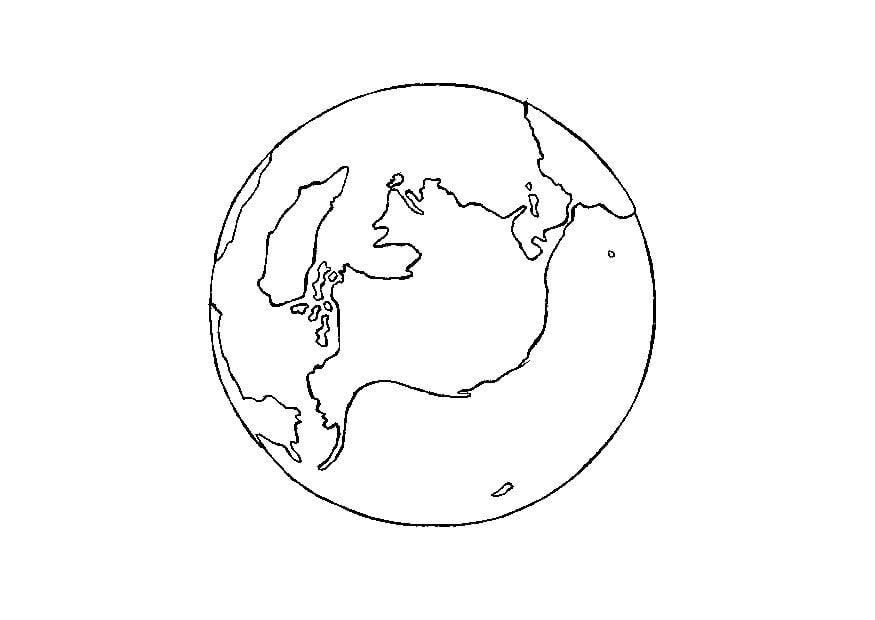 Coloriage terre img 9712 for Disegno terra da colorare