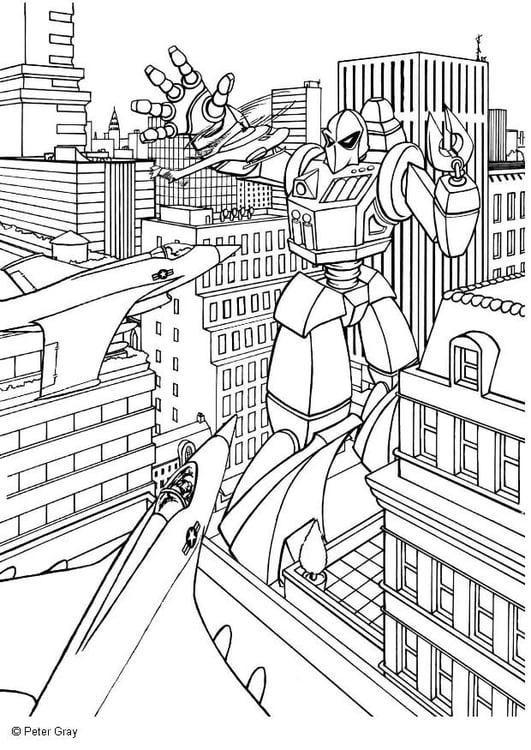 Coloriage Manga Transformer Coloriages Gratuits A Imprimer