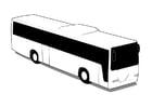 Coloriage un autobus