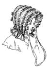 Coloriage une coiffe