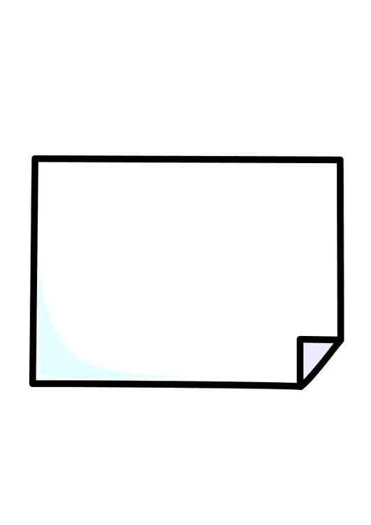 Coloriage une feuille de papier img 10263 - Shamrock foglio da colorare ...