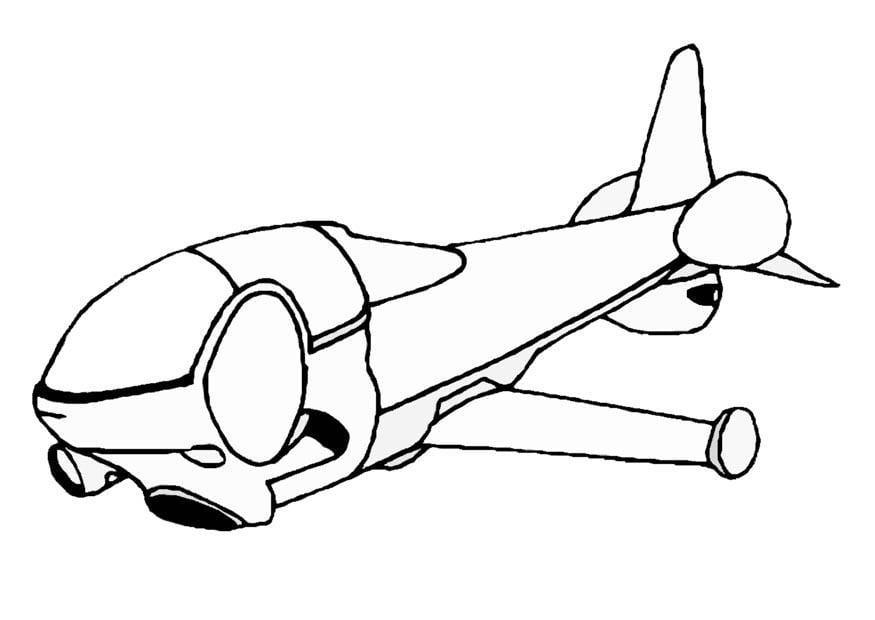 Coloriage vaisseau spatial img 8853 - Dessin vaisseau spatial ...
