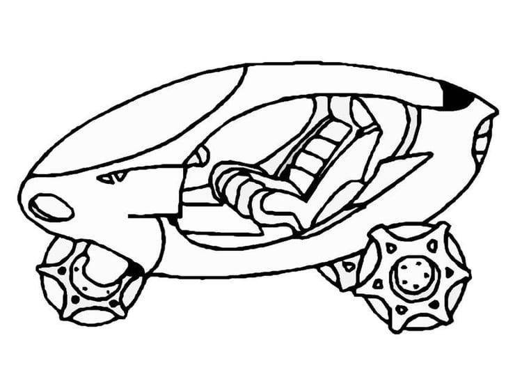 Coloriage vaisseau spatial img 8857 - Dessin vaisseau spatial ...