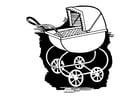 voiture d'enfants
