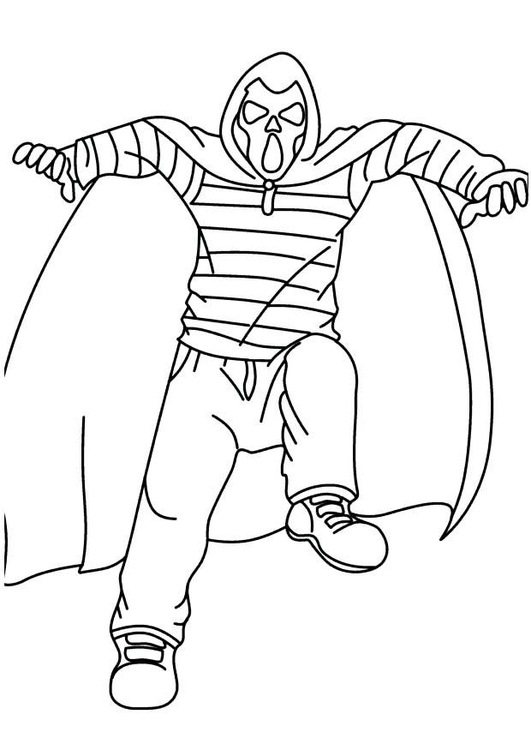 Coloriage zombie img 8637 images - Coloriage zombie ...