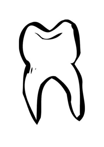 Dents dessin - Dessin de dent ...
