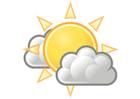 Image 01 - couvert avec du soleil