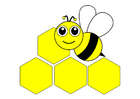 Image abeille - avant