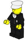 Image agent de police
