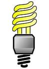 Image ampoule à faible énergie