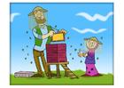 Image apiculteur