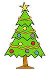 Image arbre de Noël