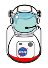 Image astronaute