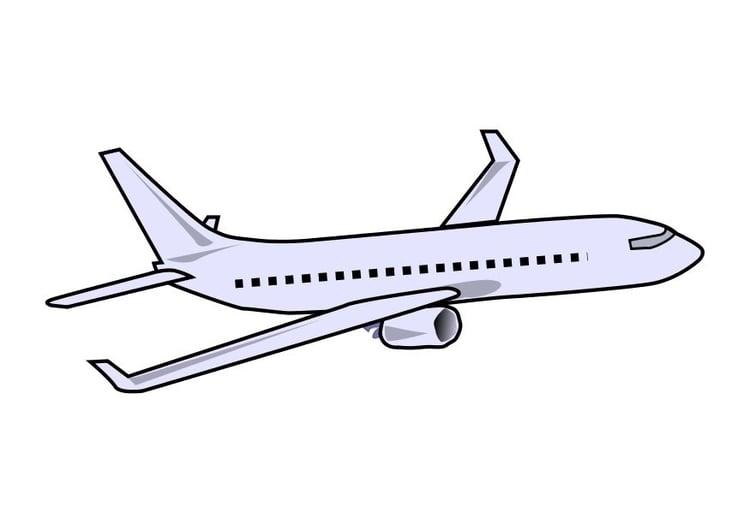 Image avion dessin 10496 - Dessin de avion ...