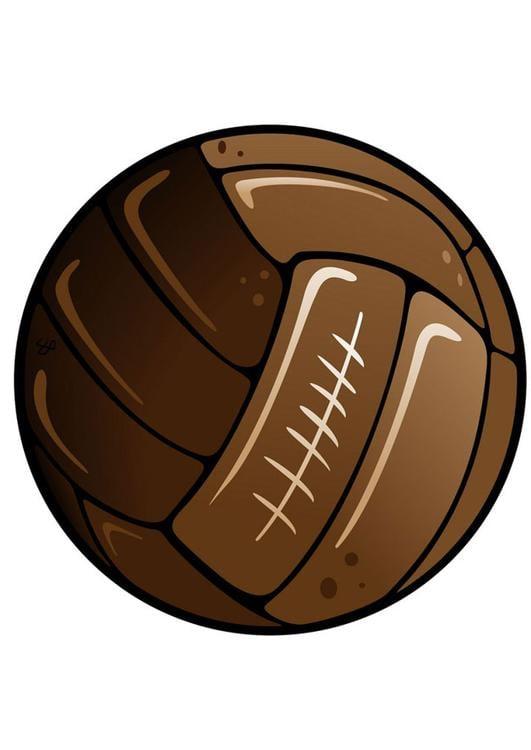 Image ballon de football dessin 24723 - Dessin ballon foot ...