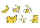 Image Bananes Banane Dessin