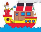 Image bateau à vapeur