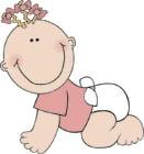 Image bébé féminin