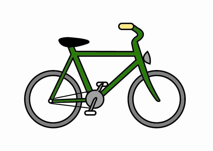 Image bicyclette dessin 23330 - Dessin bicyclette ...