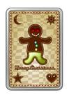 Image biscuit de Noël