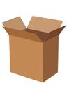 Image boîte en carton