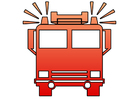 Image camion de pompiers