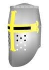 Image casque de chevalier