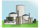 Image centrale nucléaire