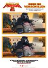 Image cherchez les différences - Kung Fu Panda 2