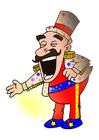 Image cirque chef cuisinier